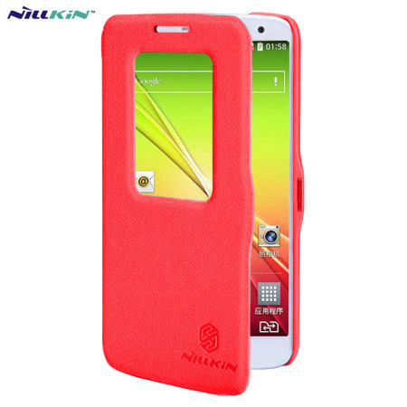 Nillkin LG G2 Mini View Case - Red