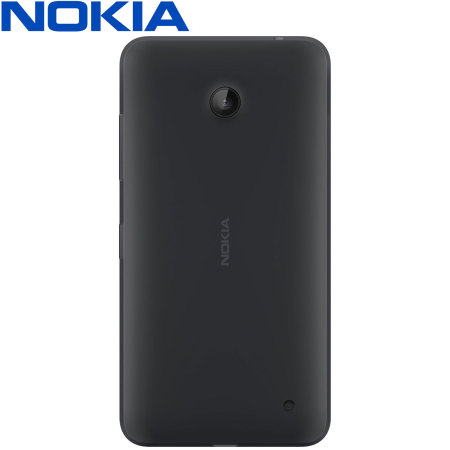 Official Nokia Lumia 630 / 635 Shell - Matte Black