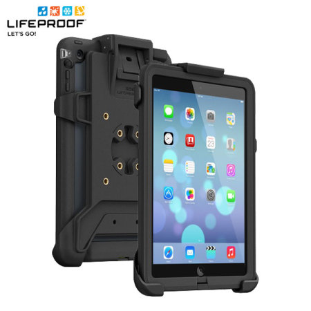 quality design 9c7af eb3bd LifeProof iPad Air Fre and Nuud Case Cradle