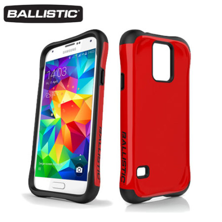 ballistic urbanite samsung galaxy s5 case red blackBallistic Case For Galaxy S5 Samsung Galaxy S5 Cases Uk Best Samsung Cases Samsung S5 Metal Case Fashion #4