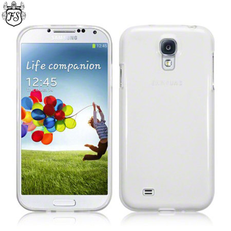 galaxy s4 case clear