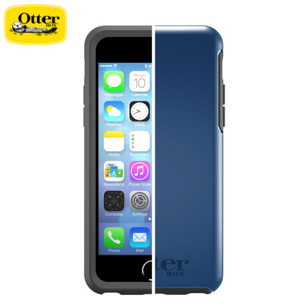 OtterBox Symmetry iPhone 6S / 6 Case - Blue Print