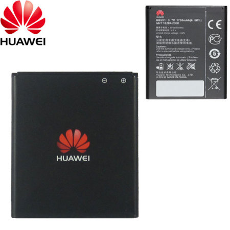 Official Huawei Ascend Y300 Replacement Battery - 1730mAh