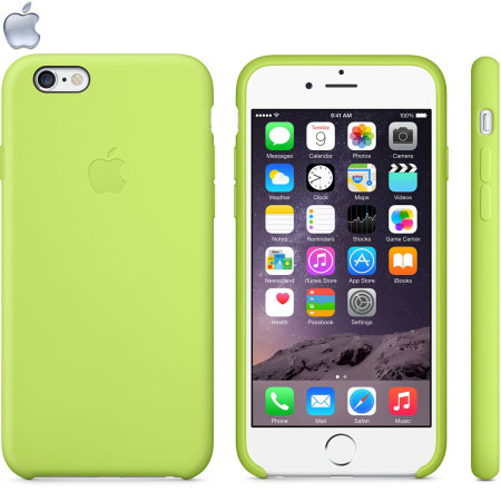 coque verte iphone 6