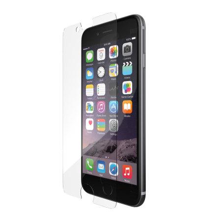 protection d cran iphone 6s 6 tech21 impact bouclier avis. Black Bedroom Furniture Sets. Home Design Ideas