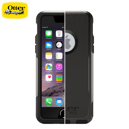 black iphone 6s otterbox commuter series iphone 6s plus 6 plus black 10278