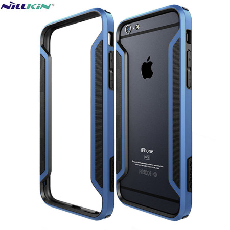 Nillkin Armor Border iPhone 6S / 6 Bumper Case - Blue
