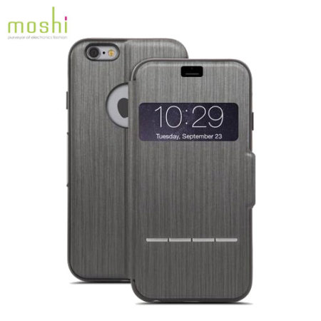 Moshi SenseCover iPhone 6S Plus / 6 Plus Smart Case - Black