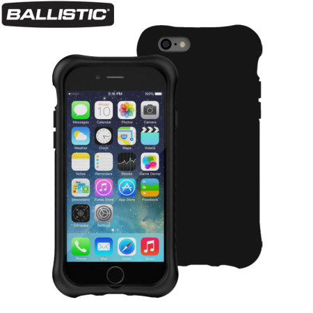 cheap for discount aca1a 06818 Ballistic Urbanite iPhone 6S Plus / 6 Plus Case - Black