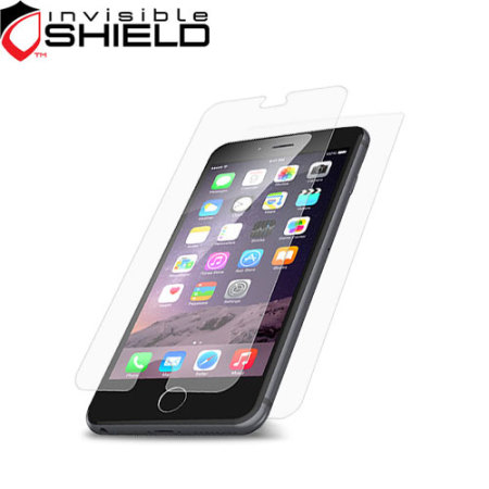 pretty nice 4072f f9afb InvisibleShield Full Body iPhone 6S Plus / 6 Plus Screen Protector