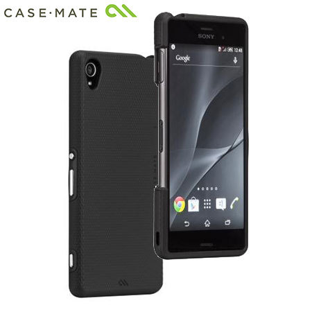 Case-Mate Sony Xperia Z3 Tough Case - Black