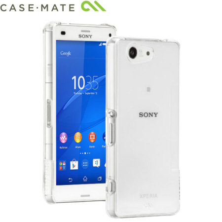 quality design 79db8 305ff Case-Mate Barely There Sony Xperia Z3 Compact Case - Clear