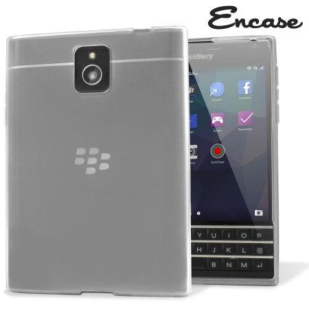 coque blackberry passport flexishield encase blanche givr e avis. Black Bedroom Furniture Sets. Home Design Ideas