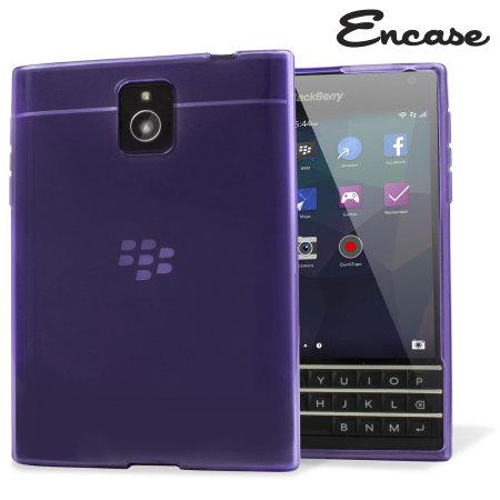 Encase FlexiShield BlackBerry Passport Case - Purple