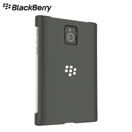 Official BlackBerry Passport Hard Shell Case - Black