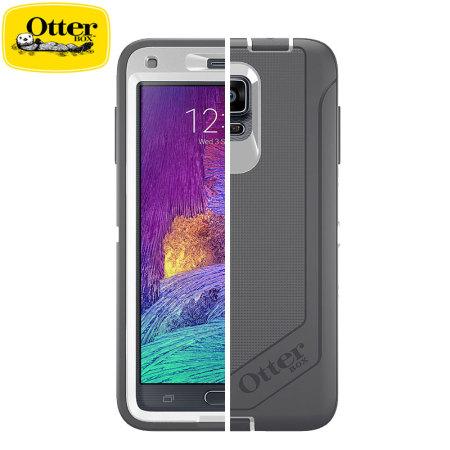 low priced 84edd cc134 OtterBox Defender Series Samsung Galaxy Note 4 Case - Glacier