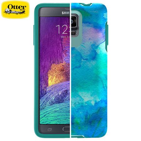 size 40 8447b 936b5 OtterBox Symmetry Samsung Galaxy Note 4 Case - Floral Pond