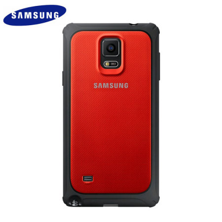 reputable site 93003 191dc Official Samsung Galaxy Note 4 Protective Cover Hard Case - Red