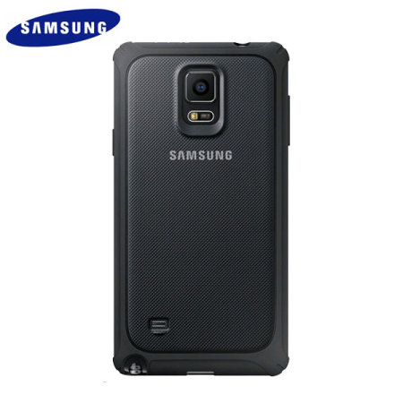 buy online 61487 3b7eb Official Samsung Galaxy Note 4 Protective Cover Hard Case - Mid Silver