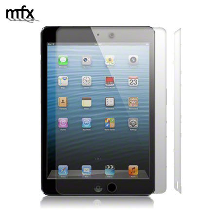 MFX iPad Mini 3 / 2 / 1 Screen Protector - 2 Pack