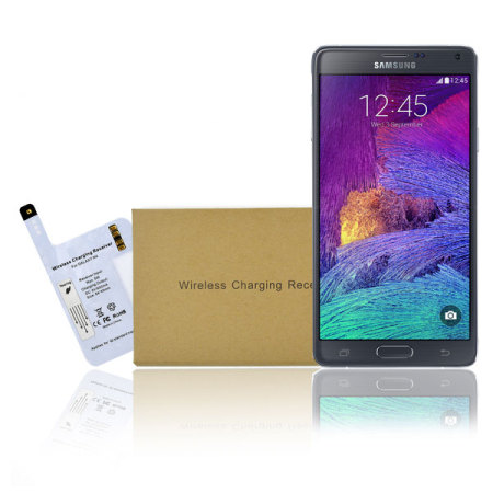 best service 4acf0 b39a9 Samsung Galaxy Note 4 Qi Internal Wireless Charging Adapter