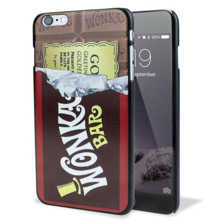 Wonka Bar Golden Ticket Iphone 6s 6 Case