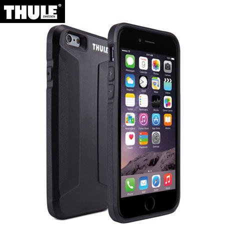 thule atmos x3 iphone 6 case black reviews. Black Bedroom Furniture Sets. Home Design Ideas