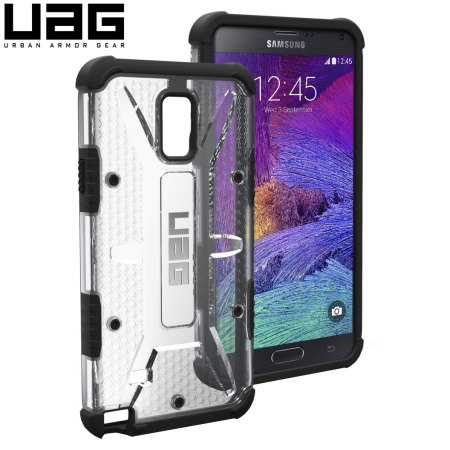 lowest price c8820 00971 UAG Samsung Galaxy Note 4 Protective Case - Maverick - Clear