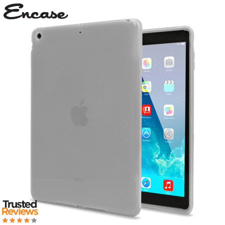 Encase FlexiShield iPad Air 2 Gel Case - Frost White