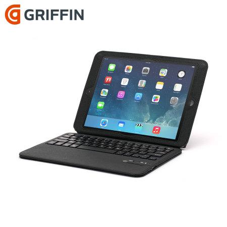 griffin slim folio ipad air 2 bluetooth keyboard case black