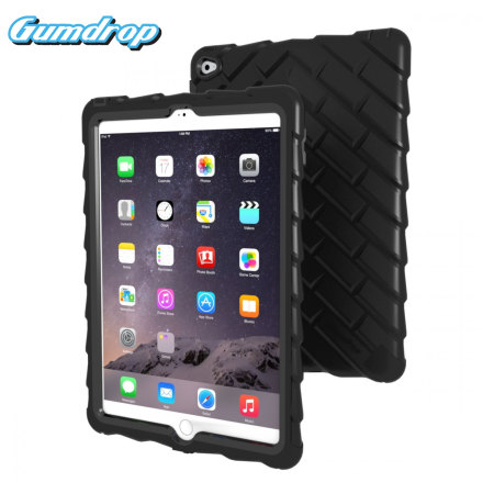 premium selection 76c5e 58f7c Gumdrop Drop Series iPad Air 2 Rugged Case - Black