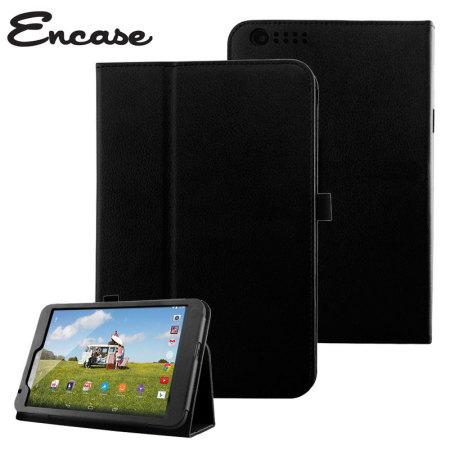size 40 cea64 a538e Encase Stand and Type Tesco Hudl 2 Case - Black