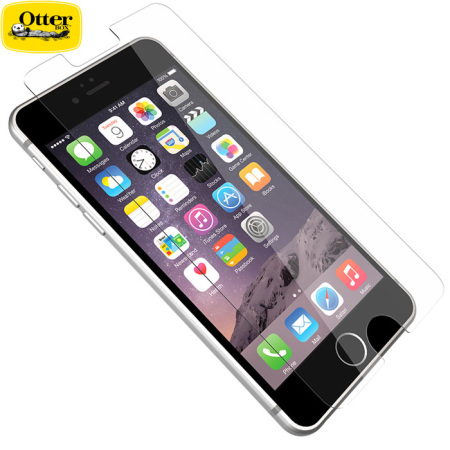 protection d 39 cran iphone 6 6s otterbox alpha en verre tremp avis. Black Bedroom Furniture Sets. Home Design Ideas