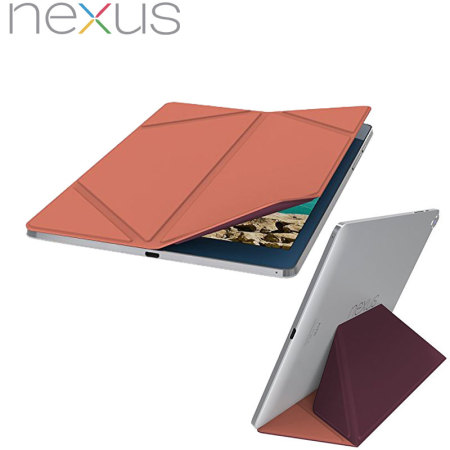 Magic Cover Nexus 9 Officielle - Corail