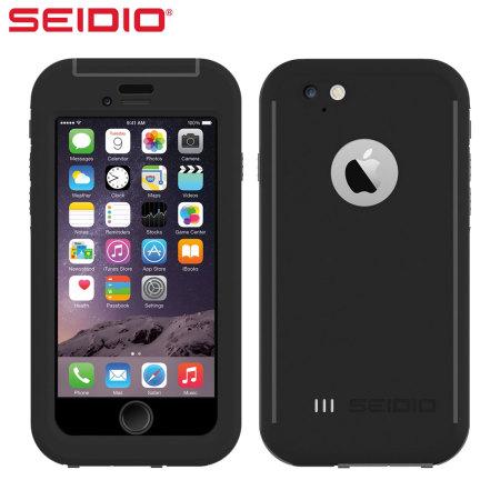 reputable site 0d414 e7b66 Seidio OBEX iPhone 6 Waterproof Case - Black / Grey