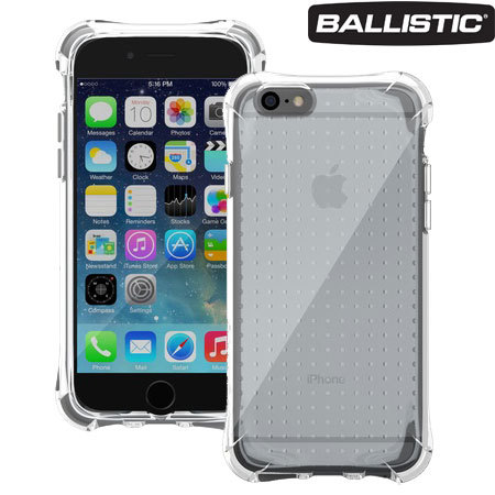 promo code 9191a 9b4c7 Ballistic Jewel iPhone 6 Plus Case - Clear