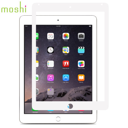 Moshi iVisor AG iPad Air 2 Screen Protector - White