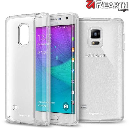 Rearth Ringke FLEX Samsung Galaxy Note Edge Bumper Case - Clear