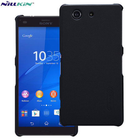 Nillkin Super Frosted Shield Sony Xperia Z3 Compact Case - Black