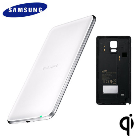pretty nice 5f96f 3ca66 Official Samsung Galaxy Note 4 Qi Wireless Charging Kit - Black