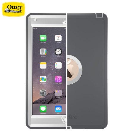 finest selection ab47a 4a02b OtterBox Defender Series iPad Air 2 Tough Case - Glacier