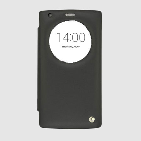 Noreve Tradition D LG G4 Leather Case - Black