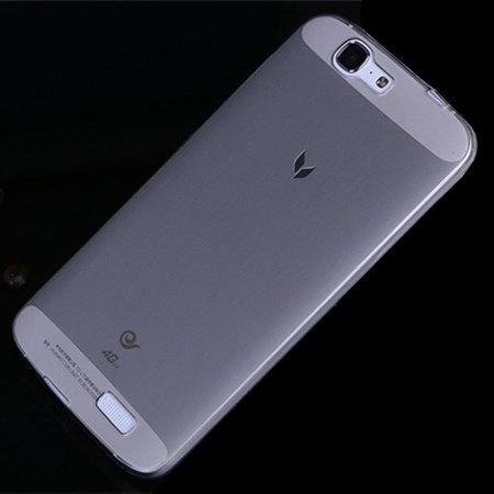 Encase FlexiShield Huawei Ascend G7 Case - Smoke Black