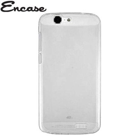 promo code ae8b2 68297 Encase FlexiShield Huawei Ascend G7 Case - Frost White