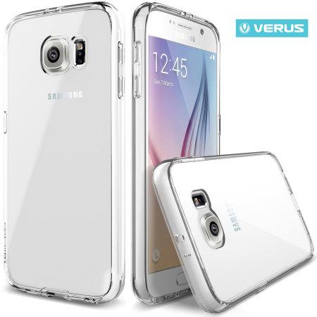 Verus Crystal Mix Samsung Galaxy S6 Case - Crystal Clear