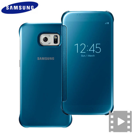 samsung galaxy s6 case blue