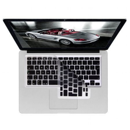 KB Covers German QWERTZ ISO MacBook Air 13 and Pro Keyboard Cover