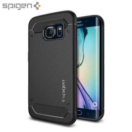 Spigen Ultra Rugged Capsule Samsung Galaxy S6 Edge Tough Case