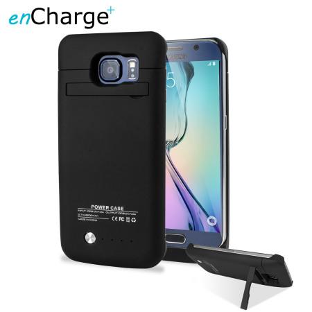 huge selection of 8a1ca 5b9a5 Samsung Galaxy S6 Power Bank Case 4,200mAh - Black