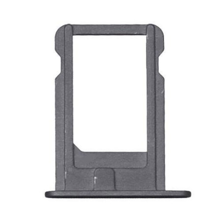 Official Apple iPhone 5 / 5S SIM Tray - Space Grey